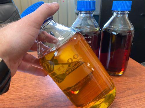 CBD OIL & ISOLATE